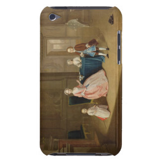 Portrait of a Group of Children, c.1743 (oil on ca iPod Touch Cover