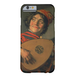 Portrait of a Jester with a Lute (oil on canvas) Barely There iPhone 6 Case