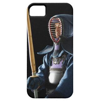 Portrait of a Kendo Fencer 2 iPhone SE/5/5s Case