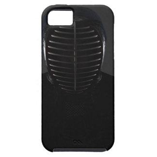 Portrait of a Kendo Fencer 5 iPhone 5 Covers