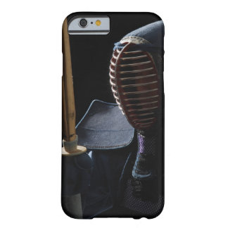 Portrait of a Kendo Fencer 6 Barely There iPhone 6 Case