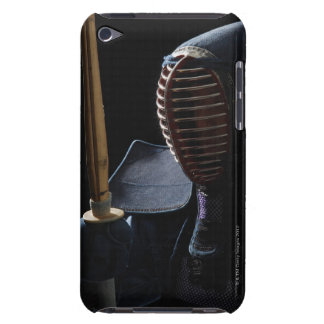 Portrait of a Kendo Fencer 6 Barely There iPod Cases