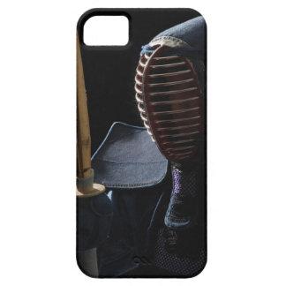 Portrait of a Kendo Fencer 6 iPhone SE/5/5s Case