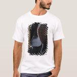 Portrait of a Kendo Fencer 6 T-Shirt