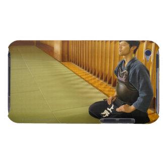 Portrait of a Kendo Fencer Case-Mate iPod Touch Case