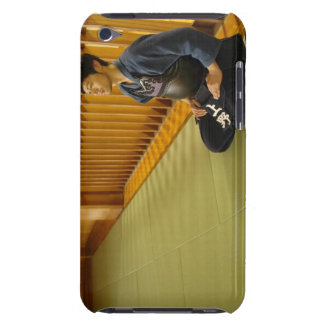 Portrait of a Kendo Fencer iPod Touch Cases