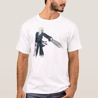 Portrait of a Killer (2-sided) T-Shirt