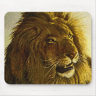 Portrait of a King Mouse Pad