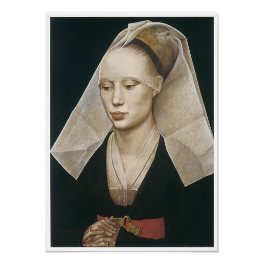Portrait of a Lady,  1460 Poster