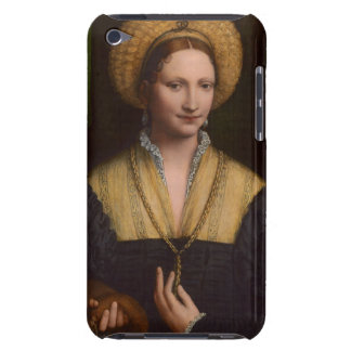Portrait of a lady, 1520-1525 (oil on panel) Case-Mate iPod touch case