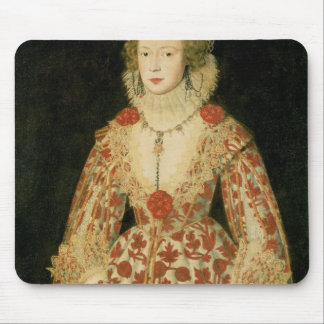 Portrait of a Lady, 1619 Mouse Pad