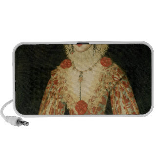 Portrait of a Lady, 1619 Portable Speaker