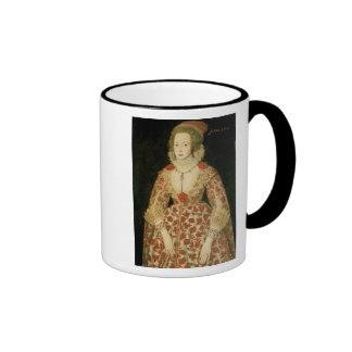 Portrait of a Lady, 1619 Ringer Mug