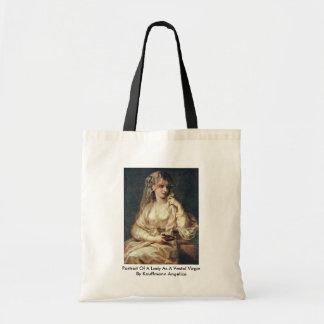 Portrait Of A Lady As A Vestal Virgin Bags