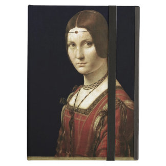 Portrait of a Lady from the Court of Milan Cover For iPad Air