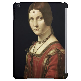 Portrait of a Lady from the Court of Milan iPad Air Covers