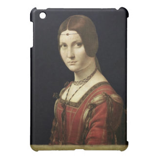 Portrait of a Lady from the Court of Milan iPad Mini Cases