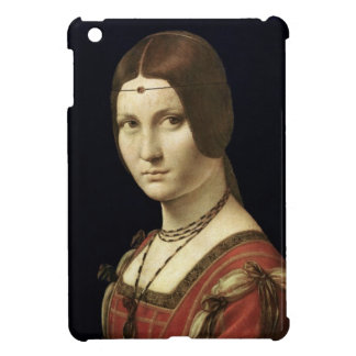 Portrait of a Lady from the Court of Milan iPad Mini Cover