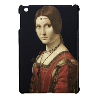 Portrait of a Lady from the Court of Milan iPad Mini Covers