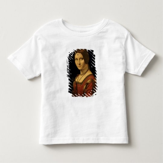 Portrait of a Lady from the Court of Milan Toddler T-shirt