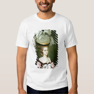 Portrait of a Lady in a Hat T-Shirt