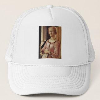 'Portrait of a Lady known as Smeralda Brandini' Trucker Hat