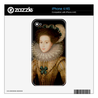 Portrait of a Lady, possibly Mary Queen of Scots ( iPhone 4S Skin