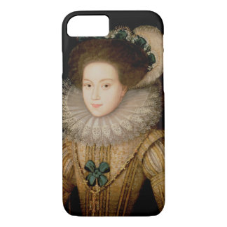 Portrait of a Lady, possibly Mary Queen of Scots ( iPhone 7 Case