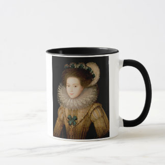 Portrait of a Lady, possibly Mary Queen of Scots ( Mug