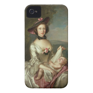 Portrait of a Lady, said to be Elizabeth, wife of iPhone 4 Cover