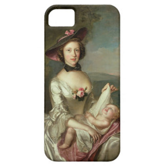 Portrait of a Lady, said to be Elizabeth, wife of iPhone SE/5/5s Case