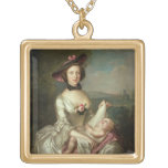 Portrait of a Lady, said to be Elizabeth, wife of Necklaces