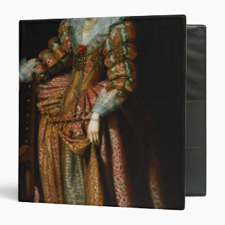 Portrait of a Lady said to be from the 3 Ring Binder