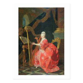 Portrait of a Lady, said to be Madame Adelaide, da Postcard
