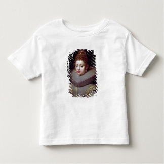 Portrait of a Lady, said to be Marguerite de Valoi Toddler T-shirt