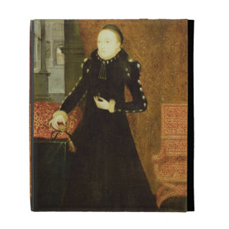 Portrait of a Lady, thought to be Katherine, Duche iPad Folio Cases