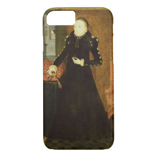 Portrait of a Lady, thought to be Katherine, Duche iPhone 7 Case