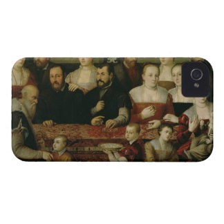 Portrait of a Large Family Case-Mate iPhone 4 Case