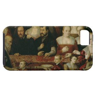 Portrait of a Large Family iPhone SE/5/5s Case