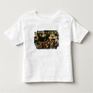Portrait of a Large Family Toddler T-shirt