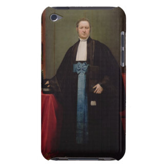 Portrait of a Lawyer in his Library, 1852 (oil on iPod Touch Cover