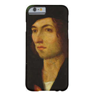 Portrait of a Man, 1506 (oil on panel) Barely There iPhone 6 Case