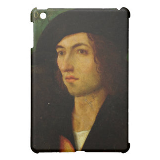 Portrait of a Man, 1506 (oil on panel) iPad Mini Cover