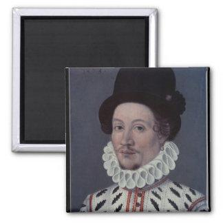 Portrait of a Man, 1575 Magnet