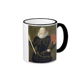Portrait of a Man, 1593 (oil on panel) Ringer Mug