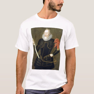 Portrait of a Man, 1593 (oil on panel) T-Shirt