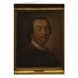 Portrait of a Man, 1774 Card