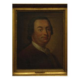 Portrait of a Man, 1774 Postcard