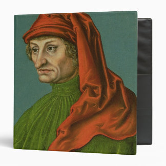 Portrait of a Man 2 Binder