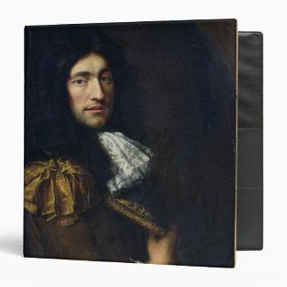 Portrait of a Man 2 Binders